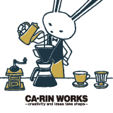 CA-RIN WORKSロゴ