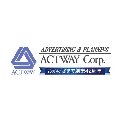 アクトウエイ株式会社 ロゴ