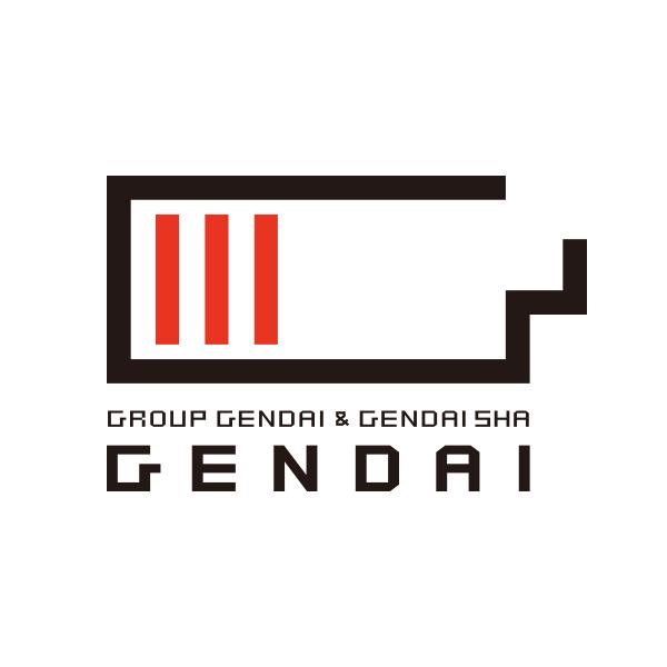 株式会社グループ現代ロゴ