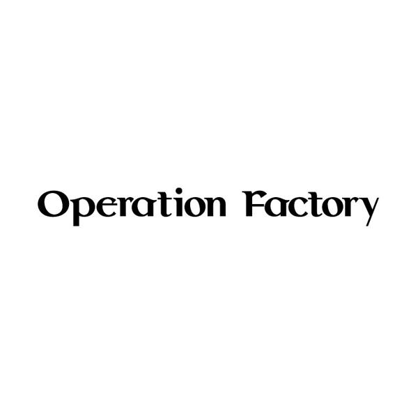 株式会社オペレーションファクトリーロゴ