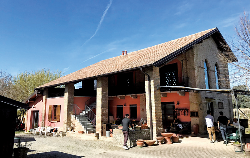 ブルーノ・ムナーリ協会 教育農場
