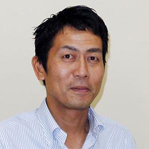 奥田浩之氏