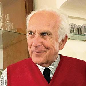 ジャンフランコ・カヴァリア氏