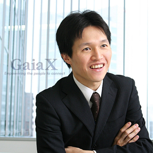 上田祐司氏