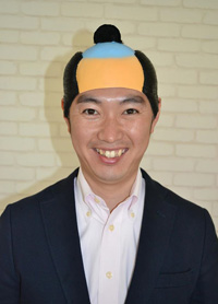 孝橋悦達氏