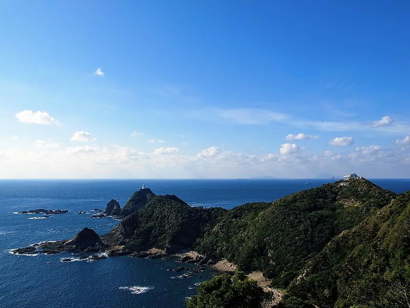 佐田岬の風景