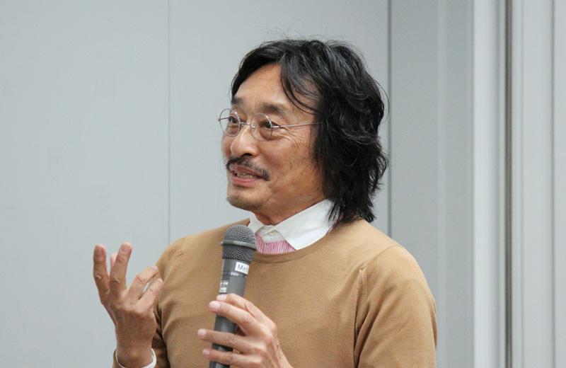 上田信行氏