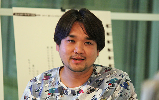 石川武志氏