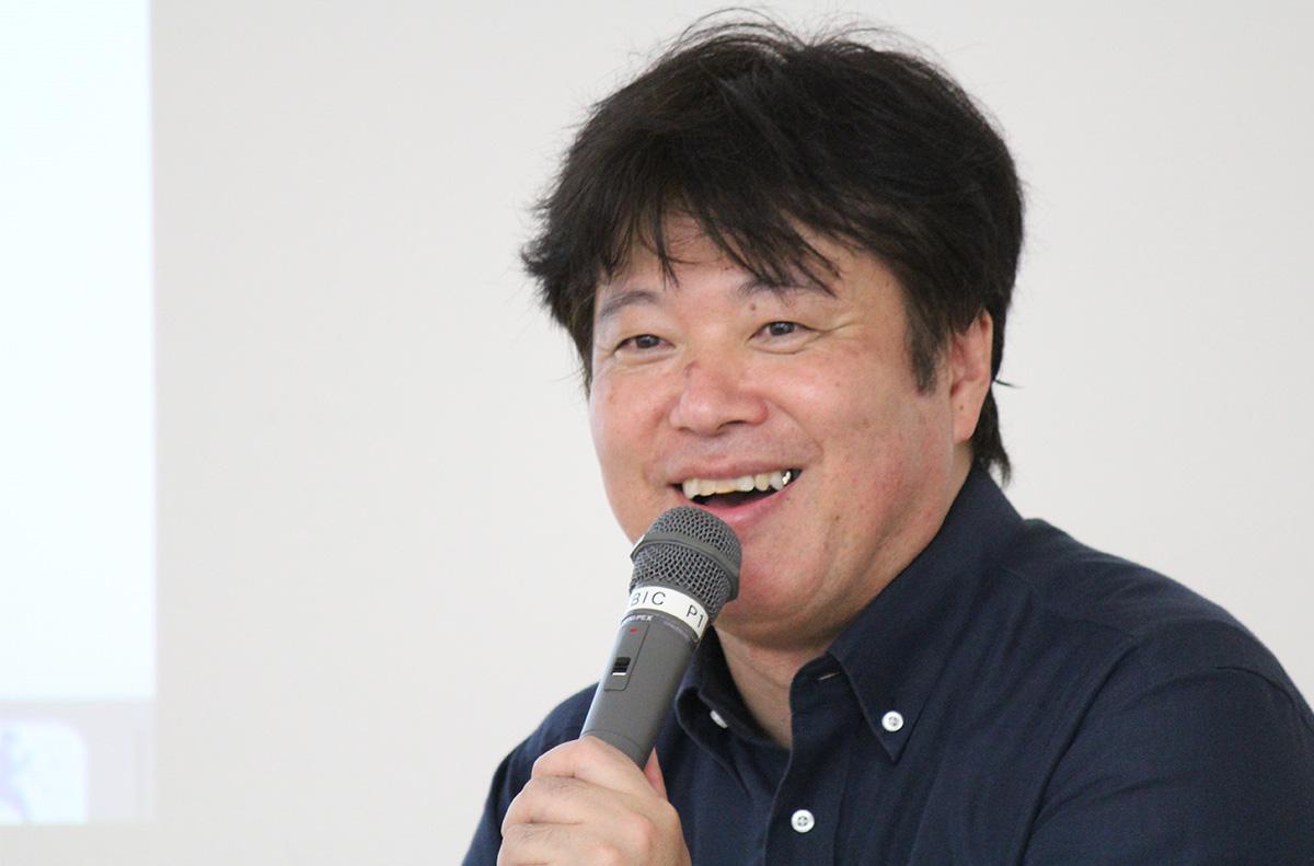 田渕健一氏