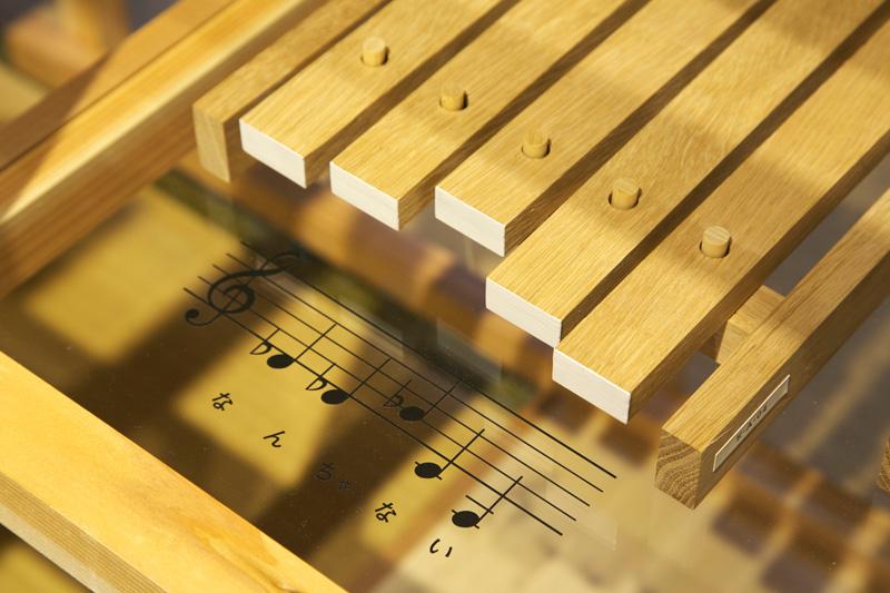 方言の木琴