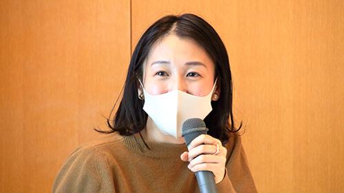 「クリエイティブサロン Vol.189 中井詩乃氏」開催風景