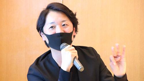 「クリエイティブサロン Vol.193 竹広信吾氏」開催風景