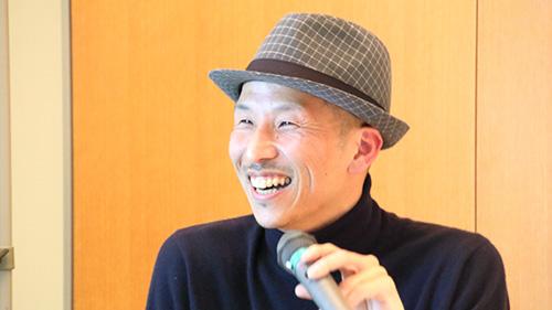 「クリエイティブサロン Vol.194 小松有紀氏」開催風景