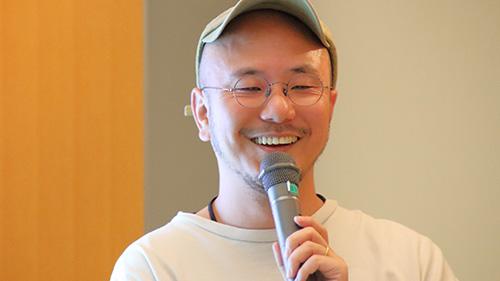 「クリエイティブサロン Vol.199 ロックオン柳田氏」開催風景