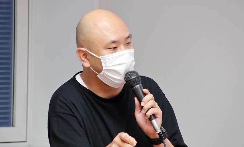 ロックオン柳田氏