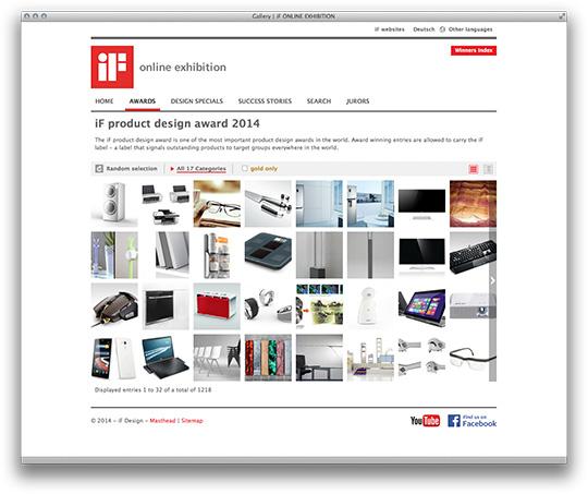 iFウェブサイト